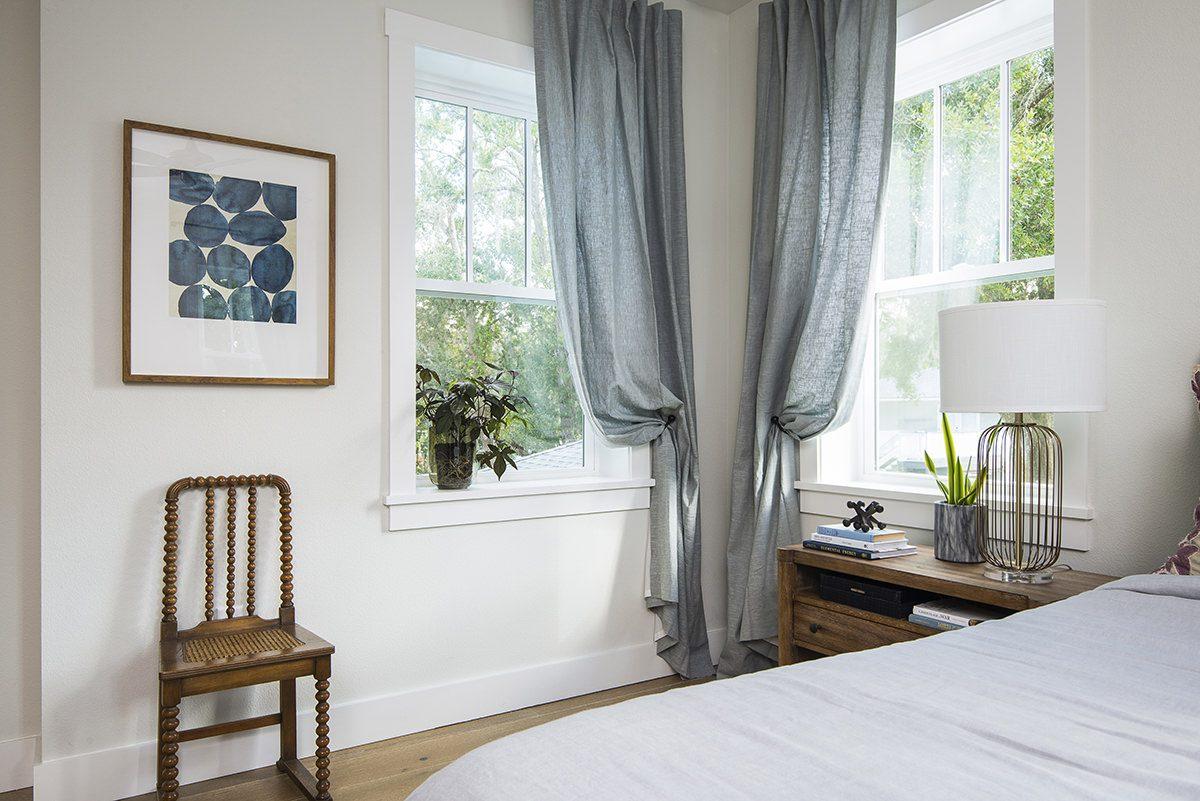 8 - Master Bedroom Detail